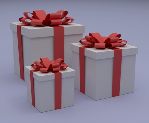 agents give gifts