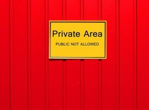 estate plan private