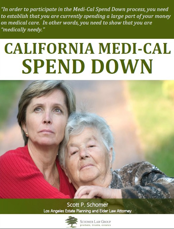 California Medi-cal Spend Down