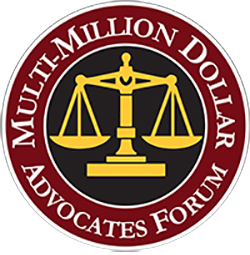 Multi Million Dollar Advocates Forum
