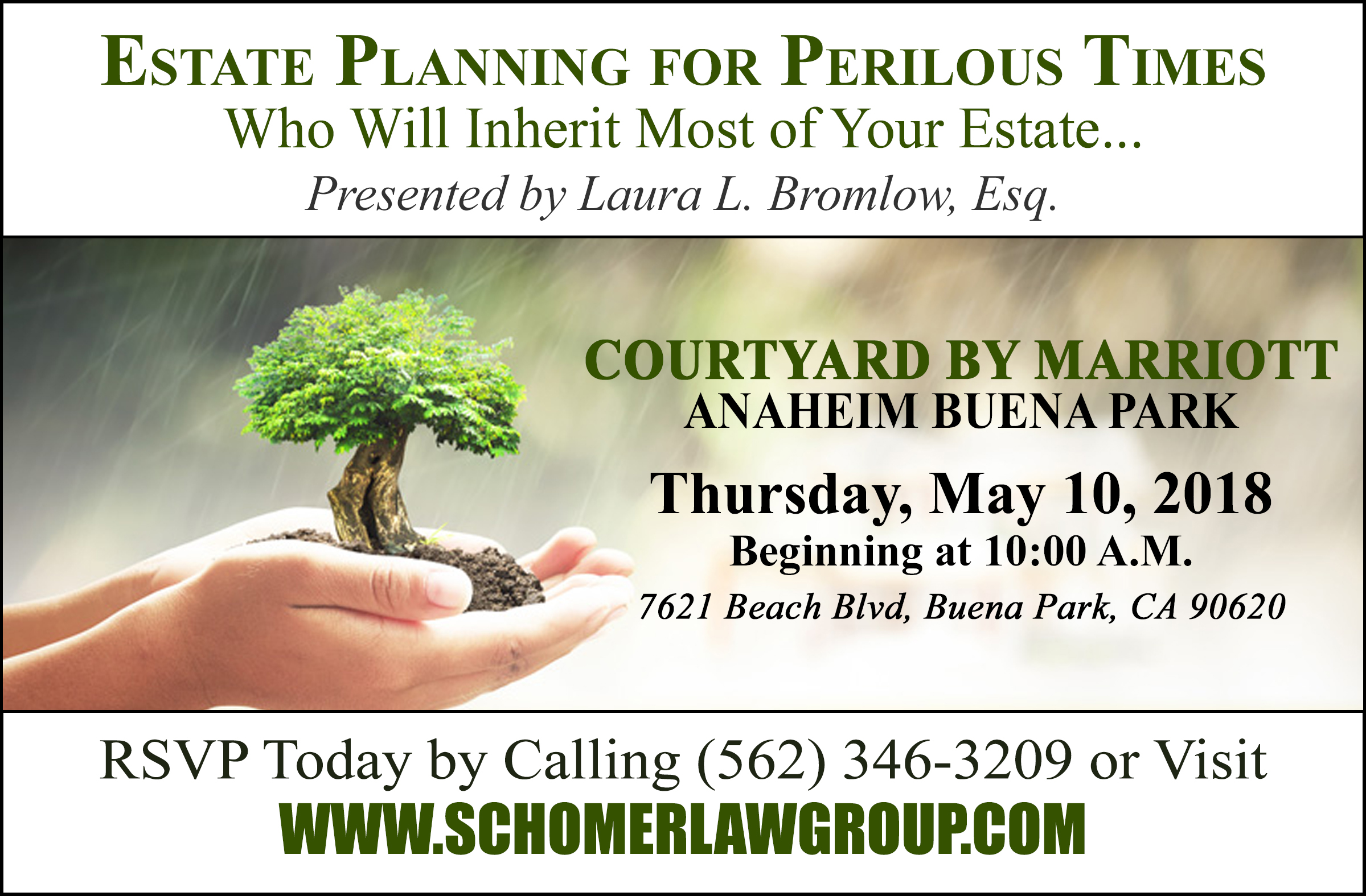 Estate Planning for Perilous Times: Who Will Inherit Most of Your Estate...