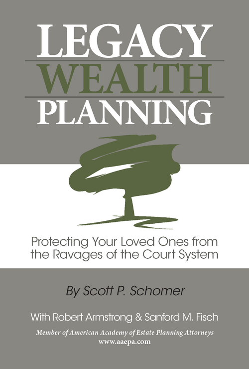 Legacy Wealth Planning cover